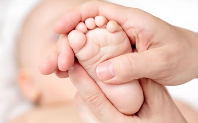 Cursus babymassage